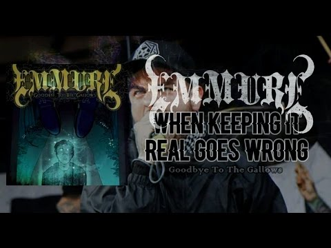 Emmure - When Keeping It Real Goes Wrong [LYRIC VIDEO + VISUALIZATIONS • 1080p60]