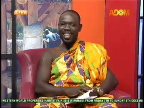 Sankofa Chat Room on Adom TV (13-11-18)