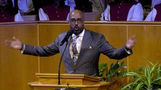 """September 9, 2018 """"A Ministry That Shines"""", Rev. Dr. Frederick D. Haynes III"""
