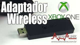 Testamos o adaptador sem fio para controles do Xbox One no PC