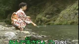 懐メロカラオケ190 「関東流れ唄」お手本バージョン 原曲 ♪北島三郎.