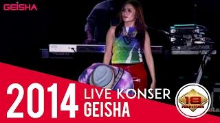 GEISHA - IZINKAN AKU MENDUA (LIVE KONSER MAGELANG 15 OKTOBER 2014)