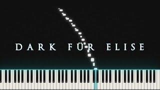 Dark Fur Elise | Synthesia Tutorial | Detuned Piano