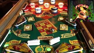 Pinball Geekery #1   Joker (gottlieb 1950) Woodrail Pinball Machine Tutorial