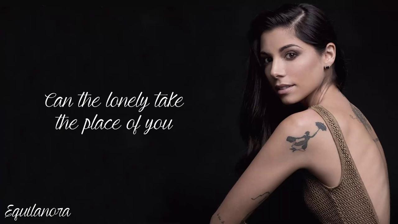Christina Perri  The Lonely (lyrics)  Youtube