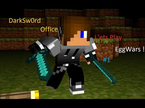 Let's Play EggWars #1 [Tunisien] [HD] : Wtff Hacker ? !!