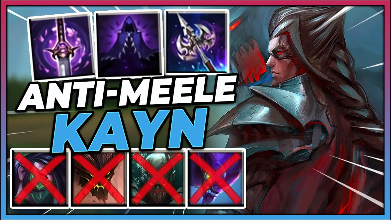 Their Whole Team Went MELEE CHAMPIONS.... SO I COMPLETELY CANCELLED THEM ;) - League of Legends