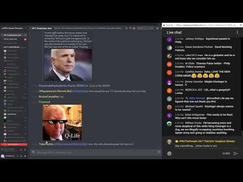 Feb 8 Part 1 Dr Jerome Corsi Decodes Latest Qanon Re:  Henry Kissinger Meeting with Pres.  Trump