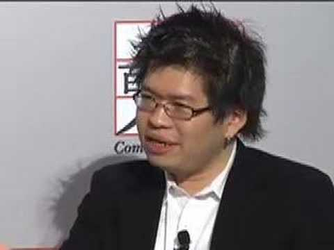 Saturday's Panel: Personal Journey with Steve Chen (1/6)
