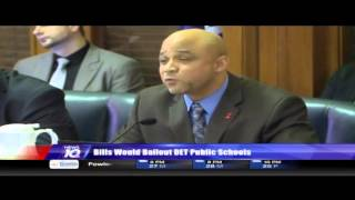 Sen. Hansen discusses Detroit schools on WILX