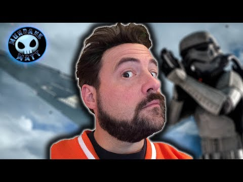 Kevin Smith explains why the fans hated THE LAST JEDI