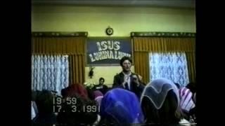 VA VENI DOMNUL CAND NICI NU O SA STITI.... 1991