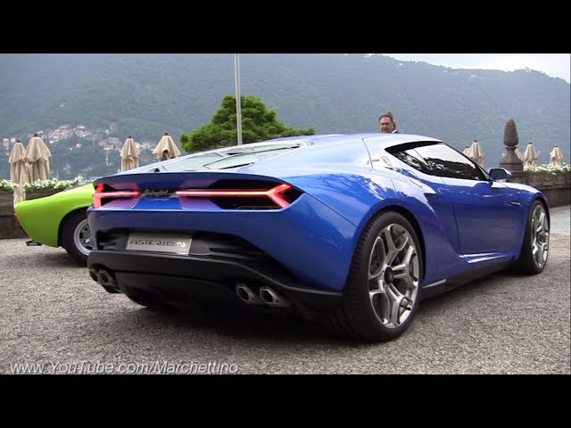 New Lamborghini Asterion Video Surfaces Reminding You Of What Will Never Be Slashgear