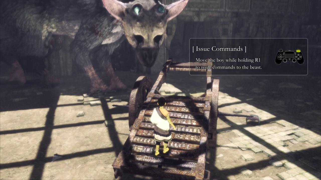 Download The Last Guardian - Part 8 Coliseum and Water Puzzles: Cogwheel Catapult to Ceiling Puzzle PS4 Pro