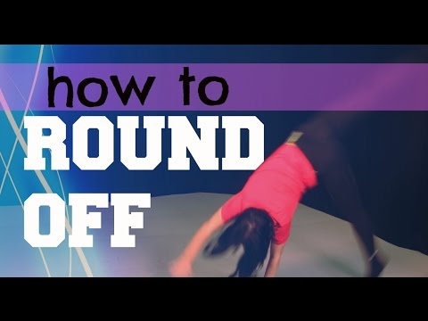 Learn to do a backbend kickover