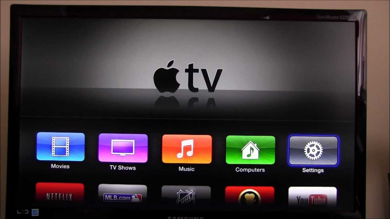 play video from iphone to apple tv
