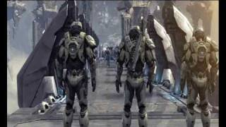 Halo wars music video monsters