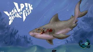 Felix Recenserar - Hjälp! Jag är en fisk