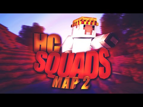 HALF A HEART, INTENSE 1V1 | HcSquads Map 2
