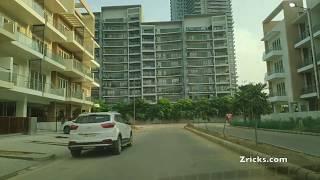 Adani Samsara Floors | Driveway | 3/4 Luxury Floors in Sector 60, Golf Course Extn. Road, Gurgaon