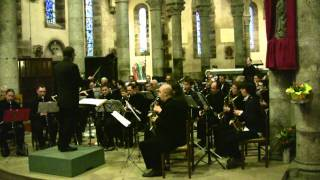 something de george Harrisson par l'orchestre d'harmonie de Lannilis