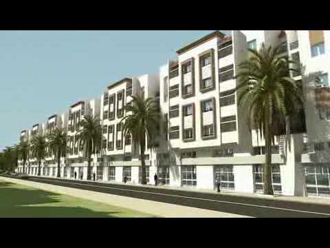 plan appartement addoha bouznika
