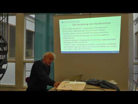 University of Gothenburg - Adrian Parker - Battle of consciousness and paranormal phenomena