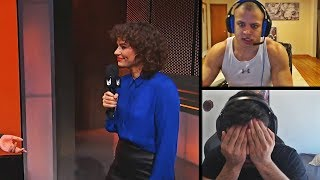TYLER1 IMITATES YASSUO | YASSUO'S ONE WISH FROM RIOT GAMES | LL STYLISH | LOL MOMENTS
