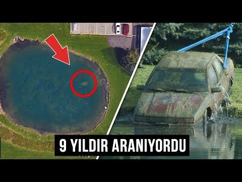 Google haritalarındaki PARANORMAL görüntüler ( Cinayeti buldu )