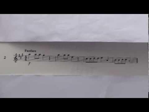 Violin Gd 1 Sight Reading