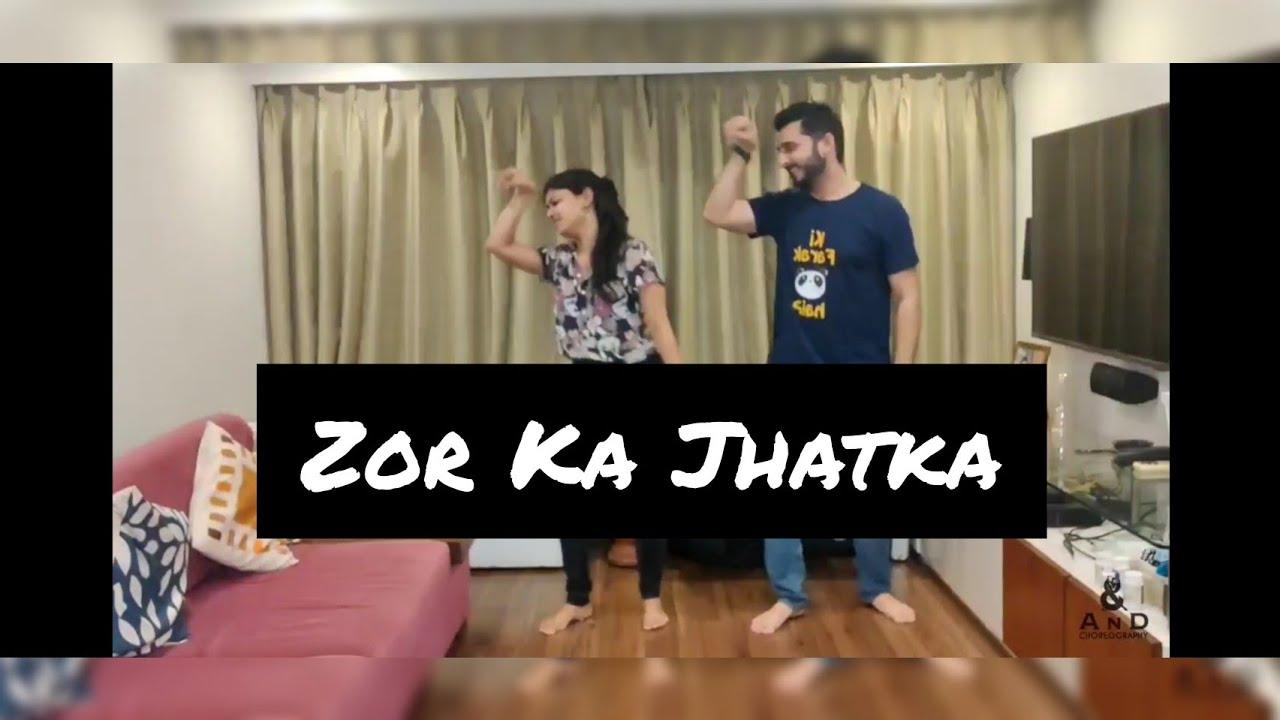 Zor Ka Jhatka- AnD Choreography II Performance Video