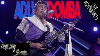 Gambar cover RHOMA IRAMA & SONETA - ADU DOMBA (LIVE)