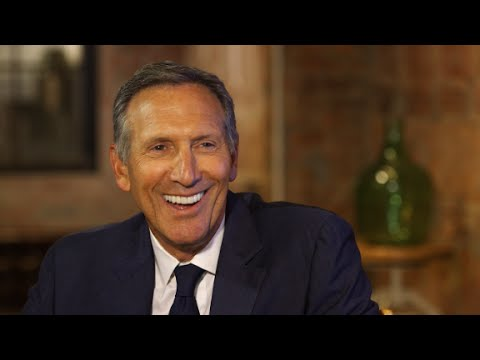 Starbucks CEO Schultz on a presidential run: 'Never ...