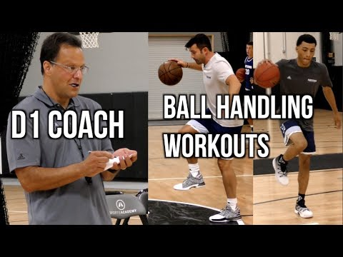 D1 College Coach TAKING NOTES On DJ Sackmann's Basketball Training!! adidas Nations Camp