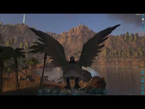 Ark Ragnarok- Resource Locations (Crystal, Obsidian, Oil, Pearls, Cementing Paste, etc)