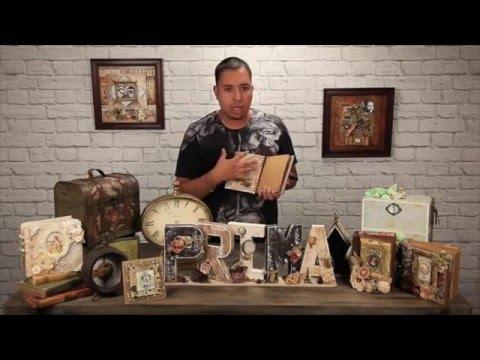 La Vie Art Journal with Frank Garcia