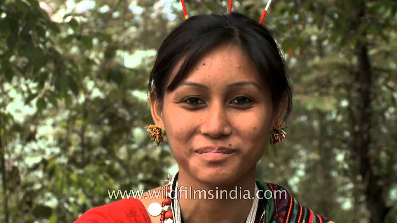 Karbi anglong girls dresses