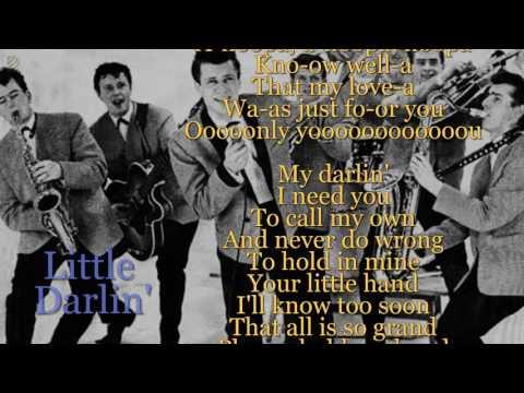 The Diamonds - Little darlin' (lyric video) [HQ]