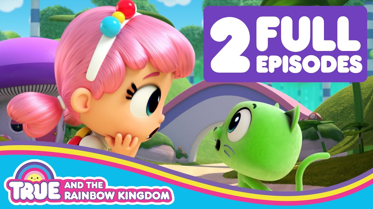 Download True and the Rainbow Kingdom Full Episodes Compilation - Cosmic Sneeze & Hino Tari Hullabaloo