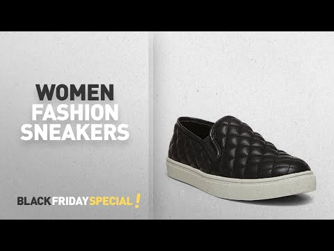 Women Fashion Sneakers By Steve Madden (Min 25% Off) // Amazon Black Friday Countdown
