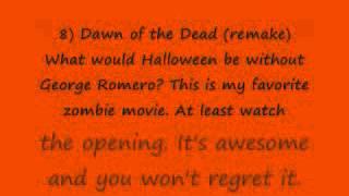 Top Halloween Movies Thumbnail