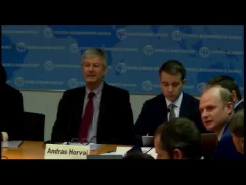 World Bank International Video Conference on Digital Economy: Prospects for Russia, December 20 2016