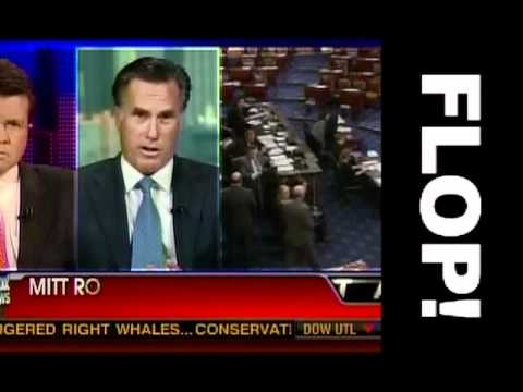 Romney: Same Candidate, Different Positions