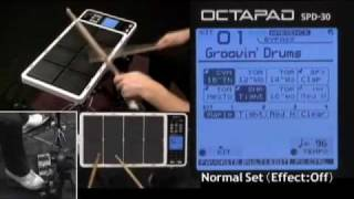 OCTAPAD SPD-30 - Expanded Examples Vol.1