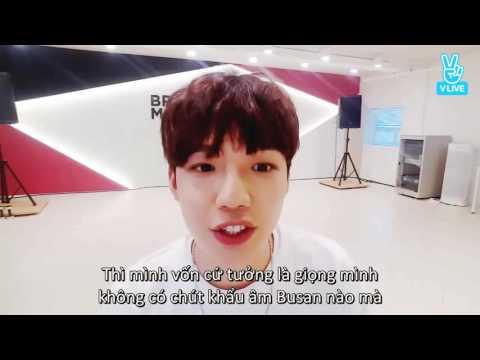 [VIETSUB] V LIVE Brand New Music Im Youngmin FULL