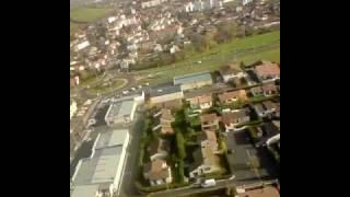 vol au dessus du stade d'aurillac