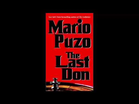 The Last Don (GodFather 3) by Mario Puzo Audiobook