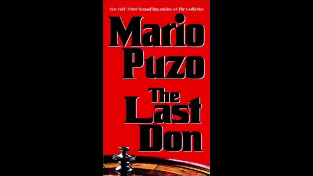 Download The Last Don (GodFather 3) by Mario Puzo Audiobook