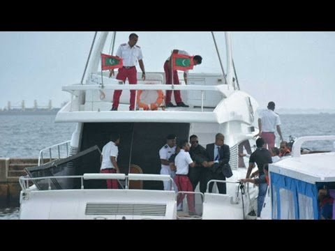 Maldives Vice President arrested for plotting the killing of President