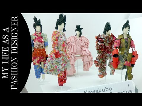 Rei Kawakubo / Comme des Garcons Art Exhibition At The Met